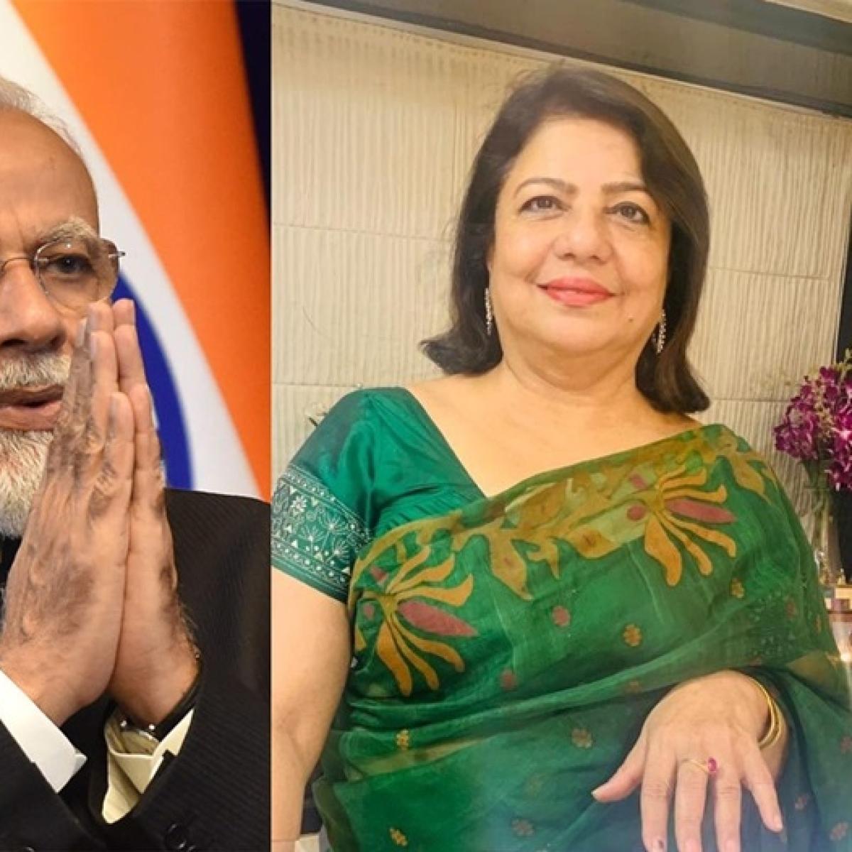 'But I stand rock solid behind YOU': Priyanka Chopra's mom Madhu Chopra pens an open letter to PM Modi amidst 39 deaths in Delhi