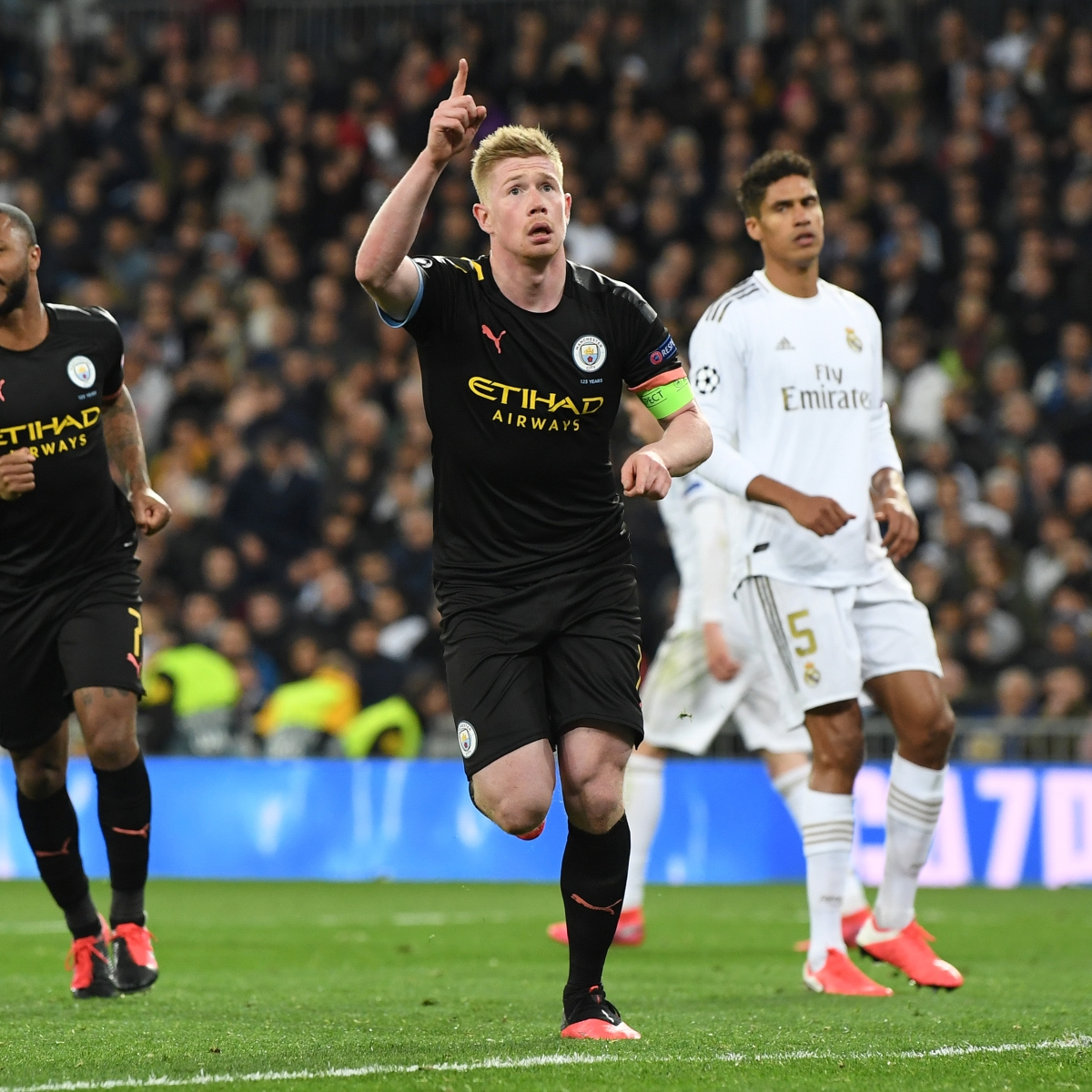 'The king conquers Madrid': Twitter hails Man City's Kevin de Buyne for his heroics in incredible win at Real Madrid