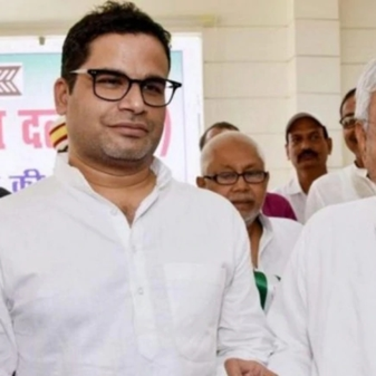 Nitish Kumar needs to spell out whether he is with the ideals of Mahatma Gandhi or Godse: Prashant Kishor