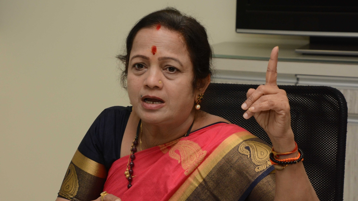 Mumbai Mayor Kishori Pednekar