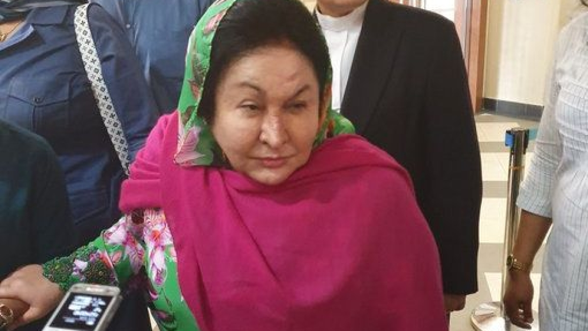 Malaysia's former first lady goes on trial for corruption