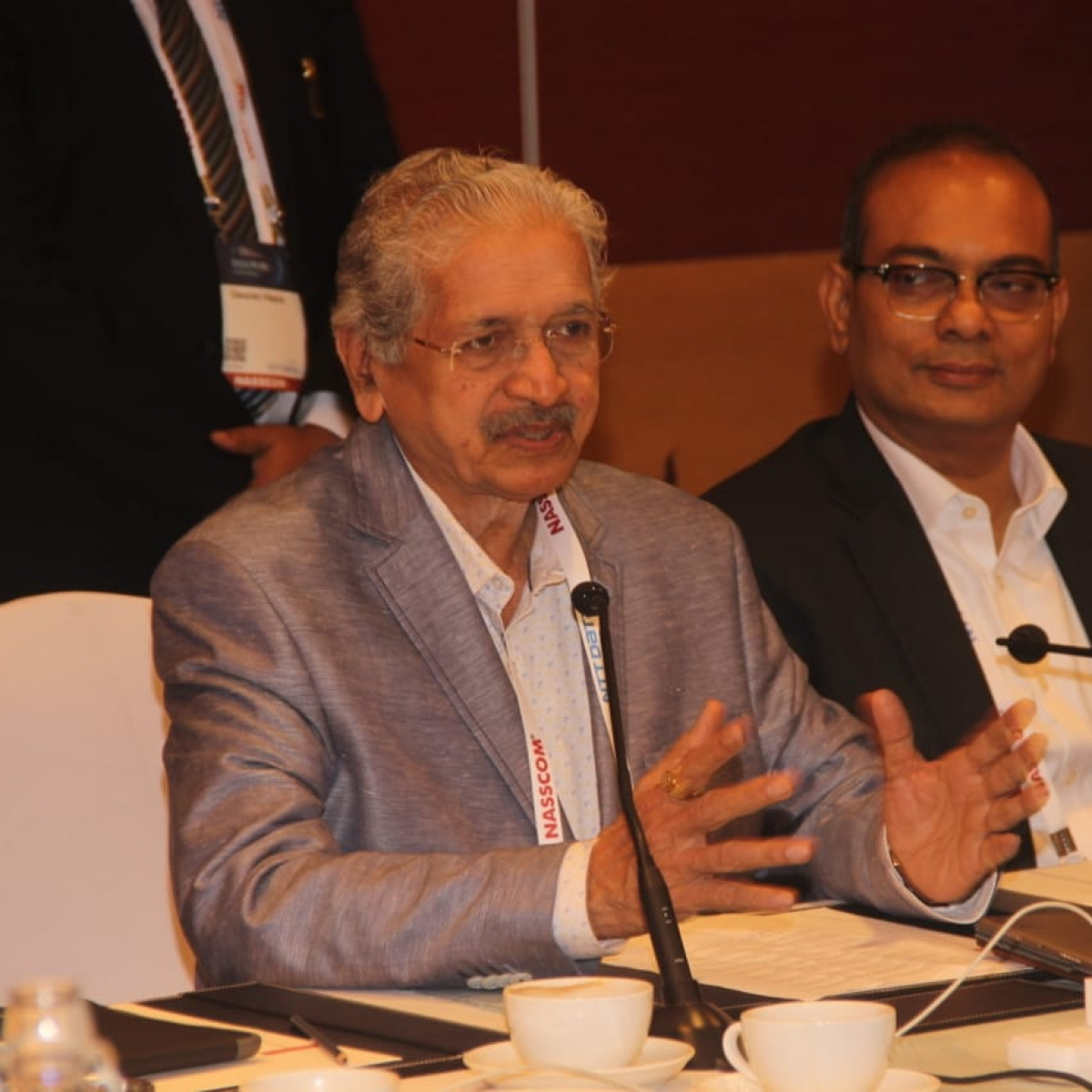 Shiv Sena's Subhash Desai dismisses reports of Sena-BJP reunion in Maharashtra