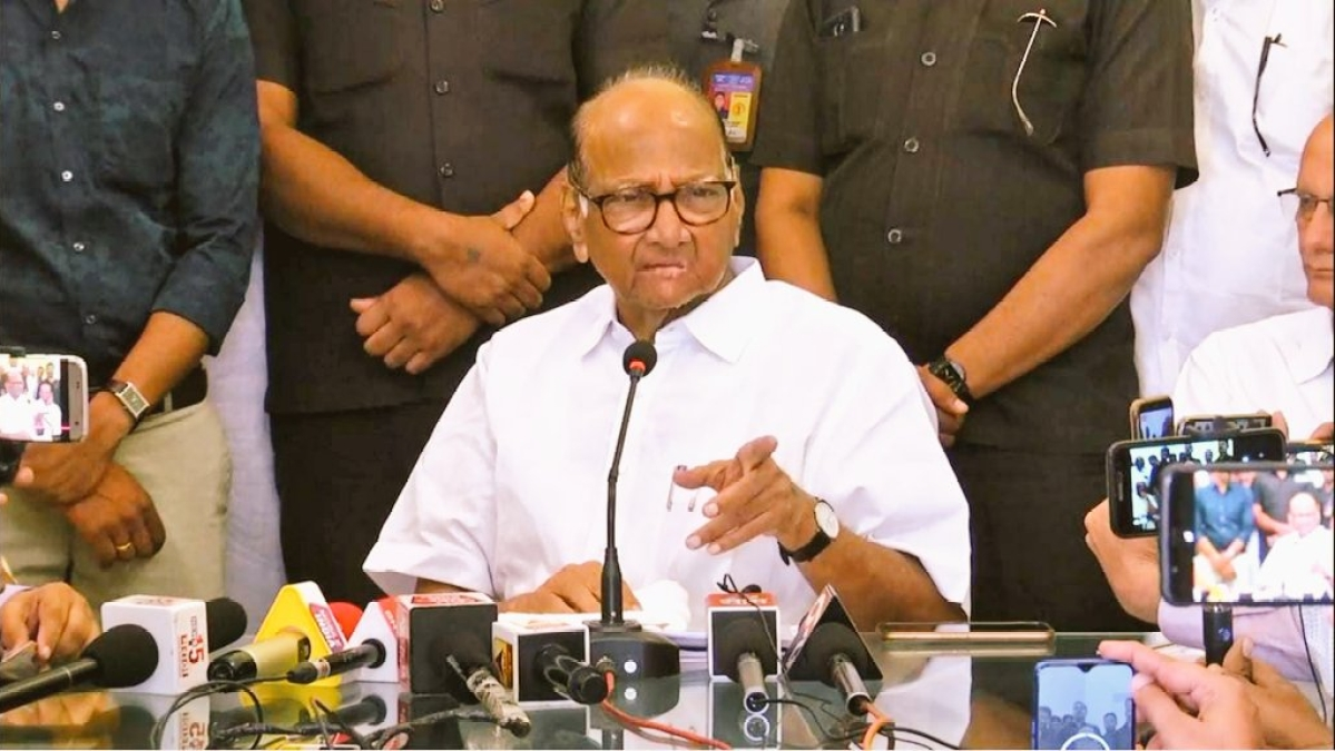 Judicial commission wants to examine Sharad Pawar in Bhima-Koregaon case