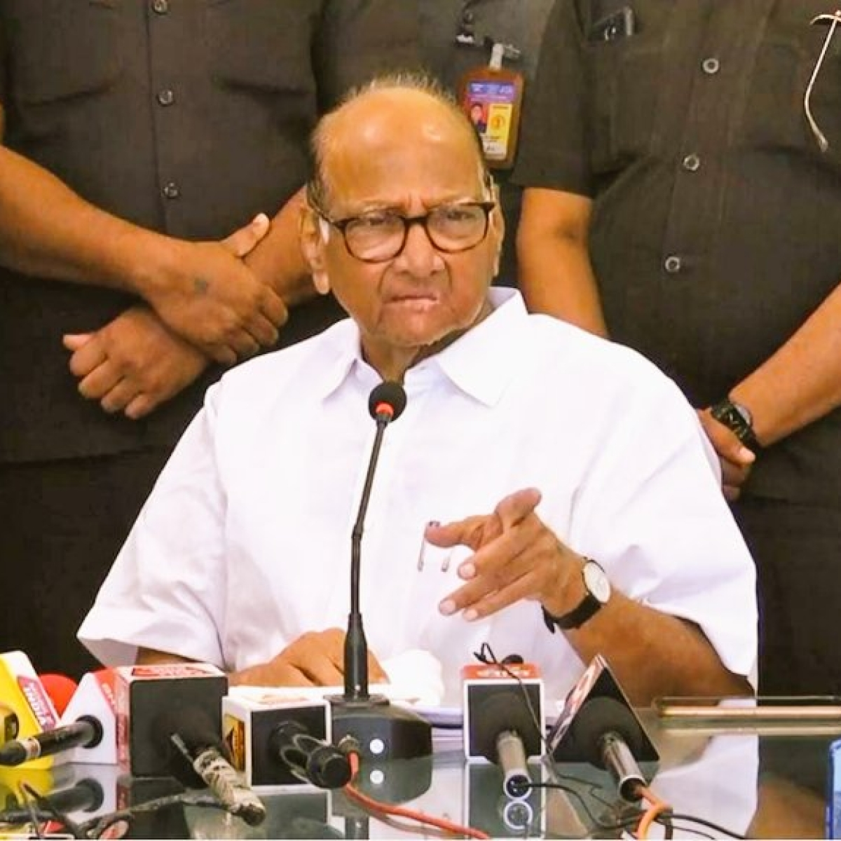 Devendra Fadnavis is impatient and desperate but state govt is stable: Sharad Pawar