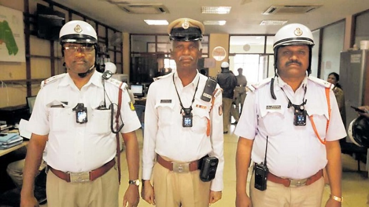 Traffic cops to get 2,300 body cameras this year