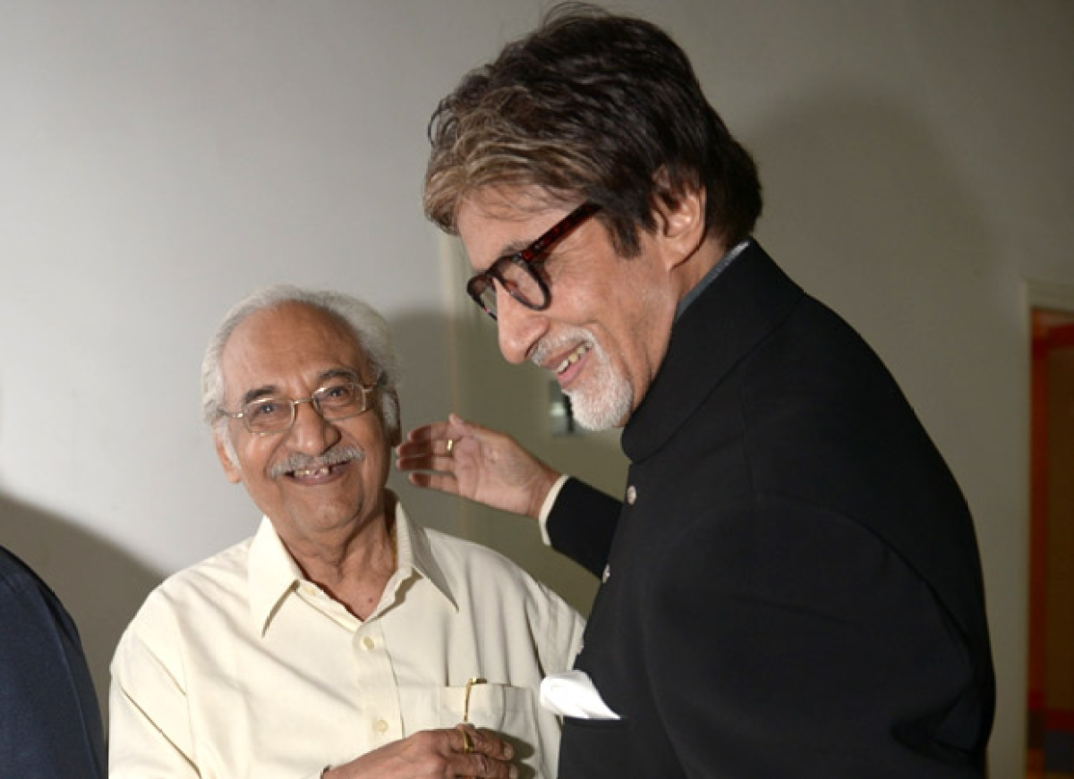 Amitabh Bachchan, Madhuri Dixit and others condole demise of veteran make-up artist Pandhari Juker