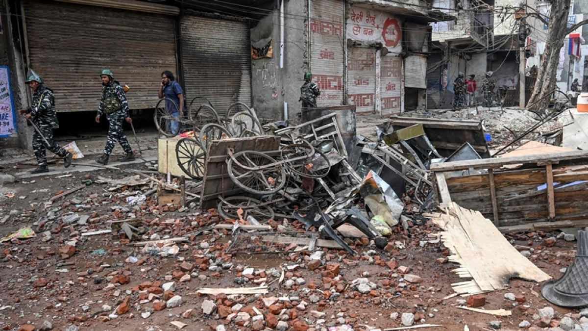 Delhi Riots: Two women associated with Pinjra Tod arrested