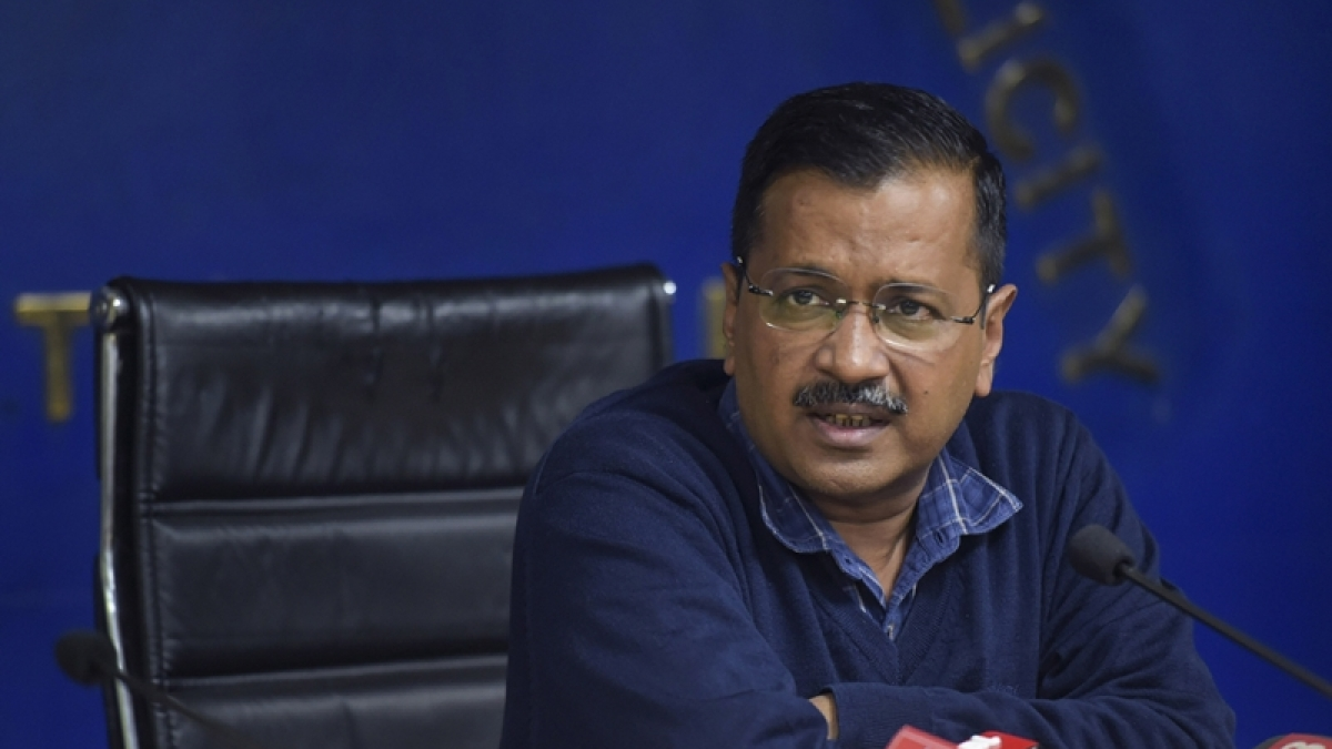Arvind Kejriwal announces Rs 1 crore compensation for kin of Ankit Sharma who was killed during Delhi violence