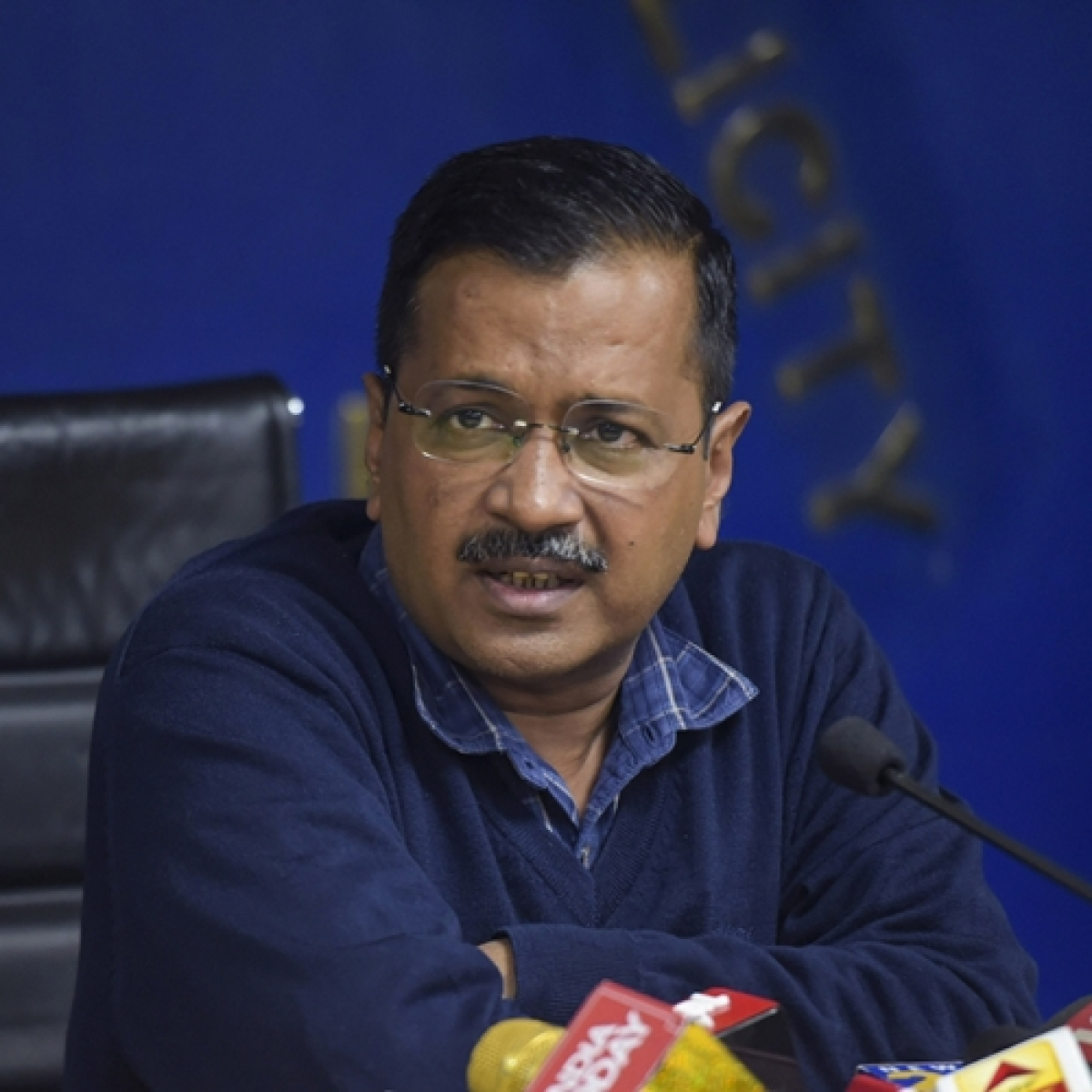 Arvind Kejriwal hits panic button as Delhi's oxygen supply dwindles to mere hours; seeks urgent help from Centre