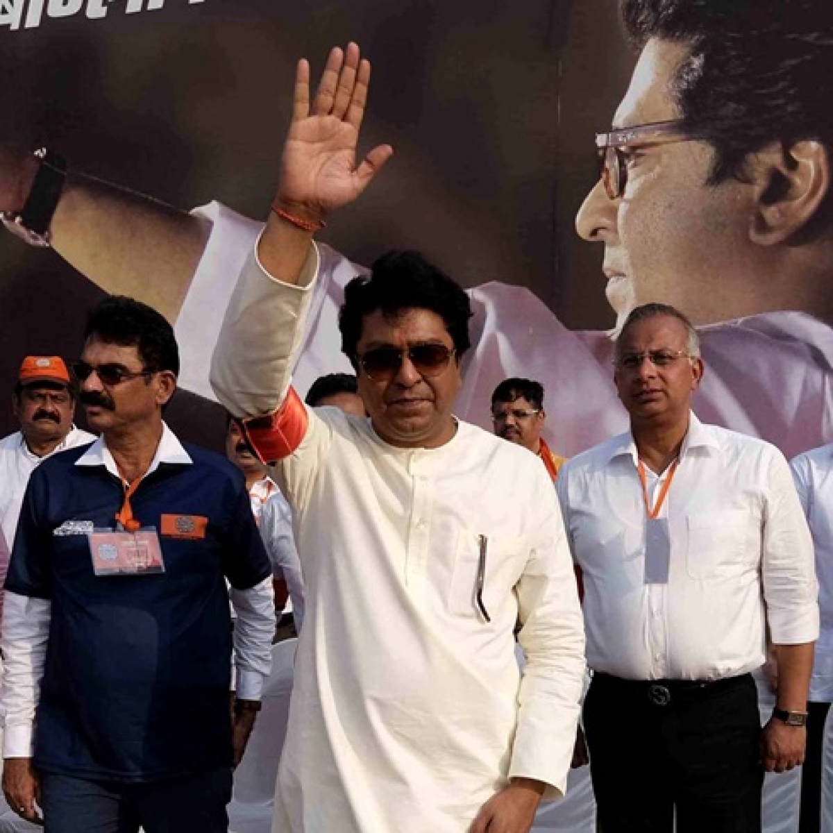 Raj Thackeray's MNS ramps it up, offers Rs 5000 to people to for info on 'illegal Pakistani, Bangladeshi infiltrators'