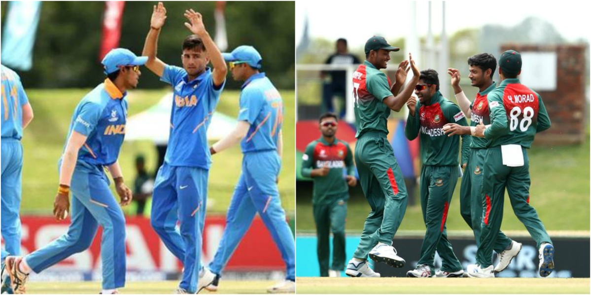 ICC U19 World Cup: Road to finals for both teams