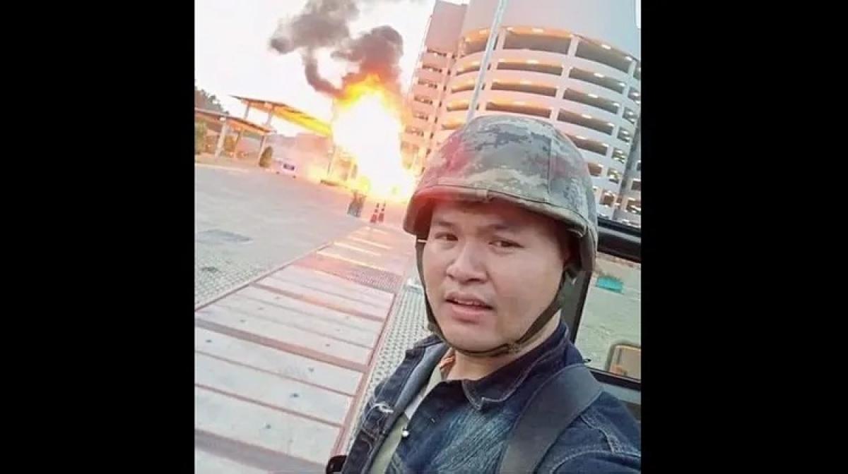 Thai mall gunman shot dead after killing 20 people