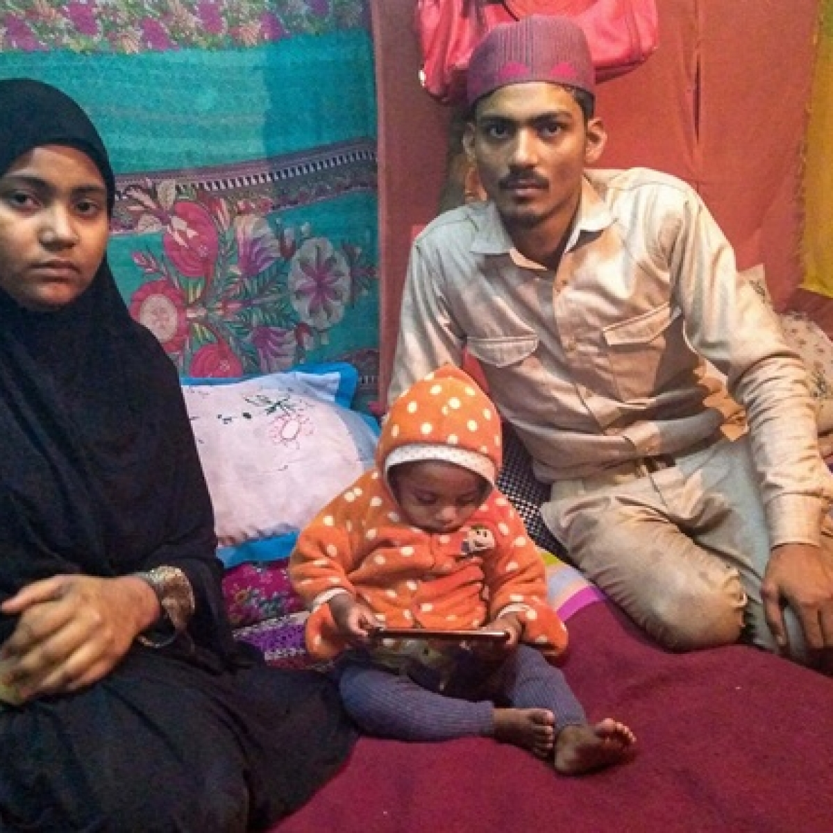 'We don't have any documents, what will we do?': Toddler dies after catching cold at Shaheen Bagh; mother to continue protest