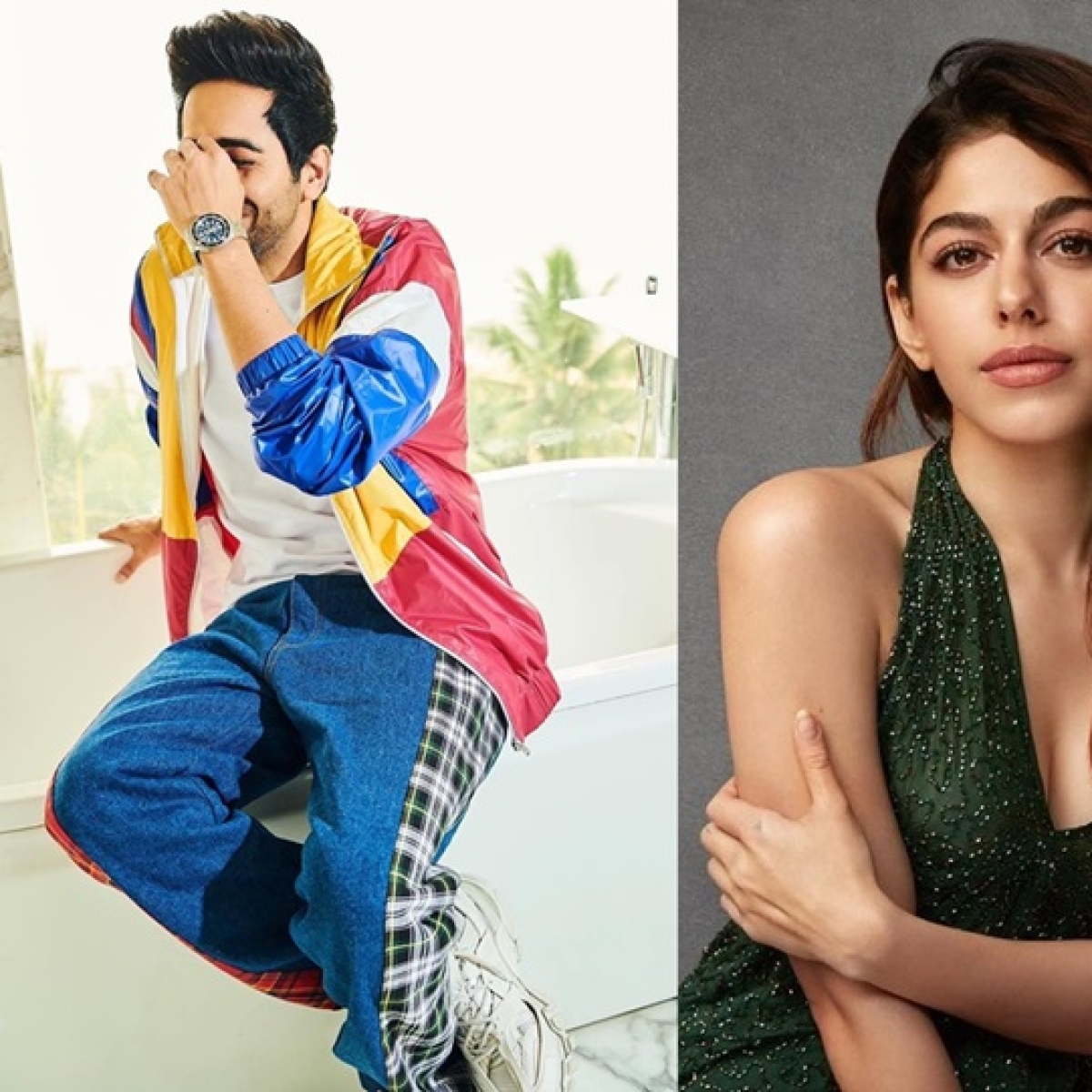 On the other side: After playing a sperm donor, Ayushmann Khurrana to play a gynaecologist in Anubhuti Kashyap's 'Stree Rog Vibhag'