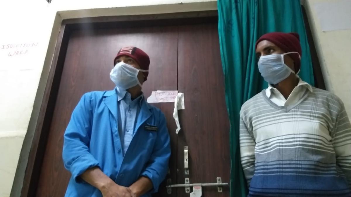 Indore: 2-yr-old boy among two suspected of coronavirus