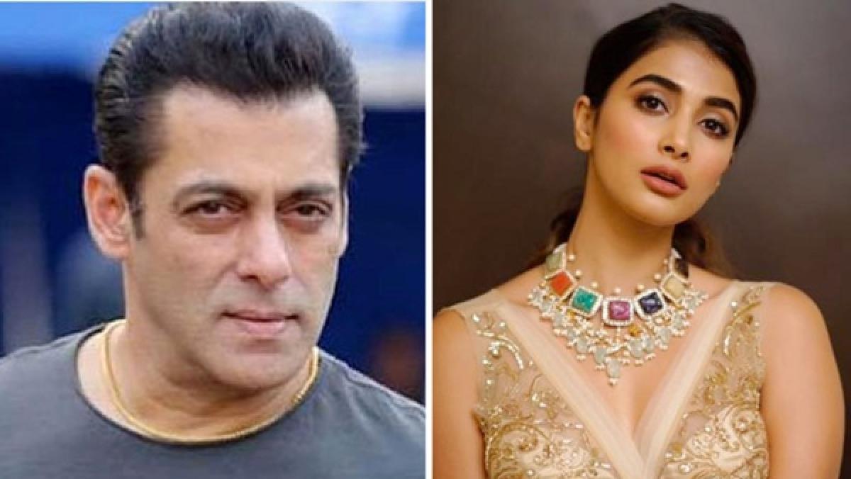 Salman Khan/ Pooja Hegde
