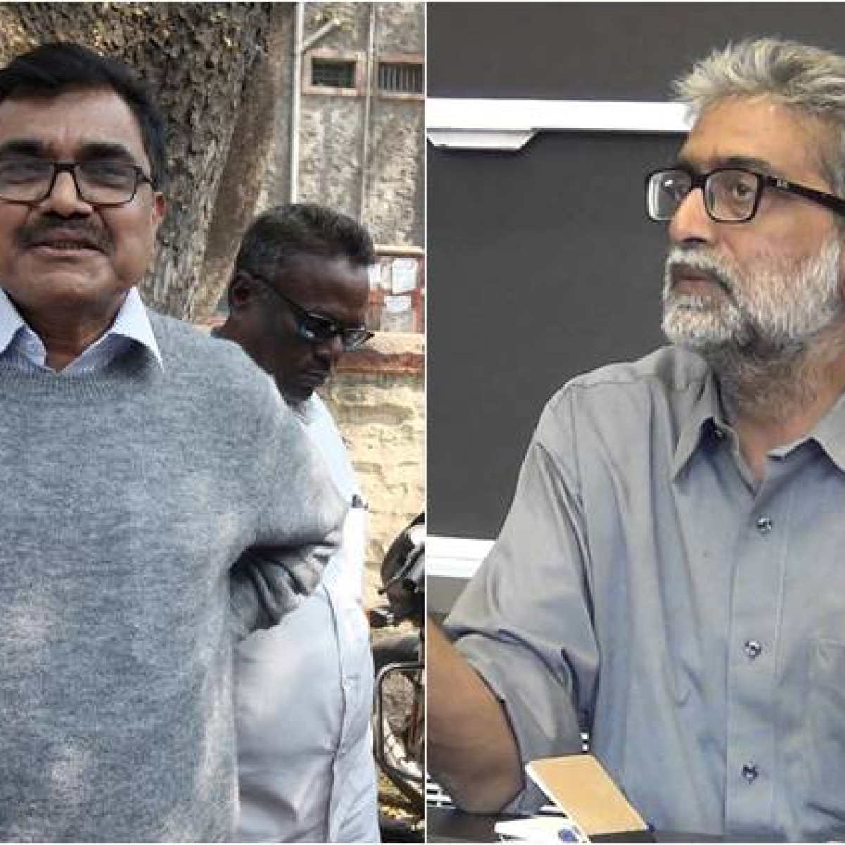 Elgar Parishad - Bhima Koregaon case: Court extends detention for Anand Teltumbde, Gautam Navlakha