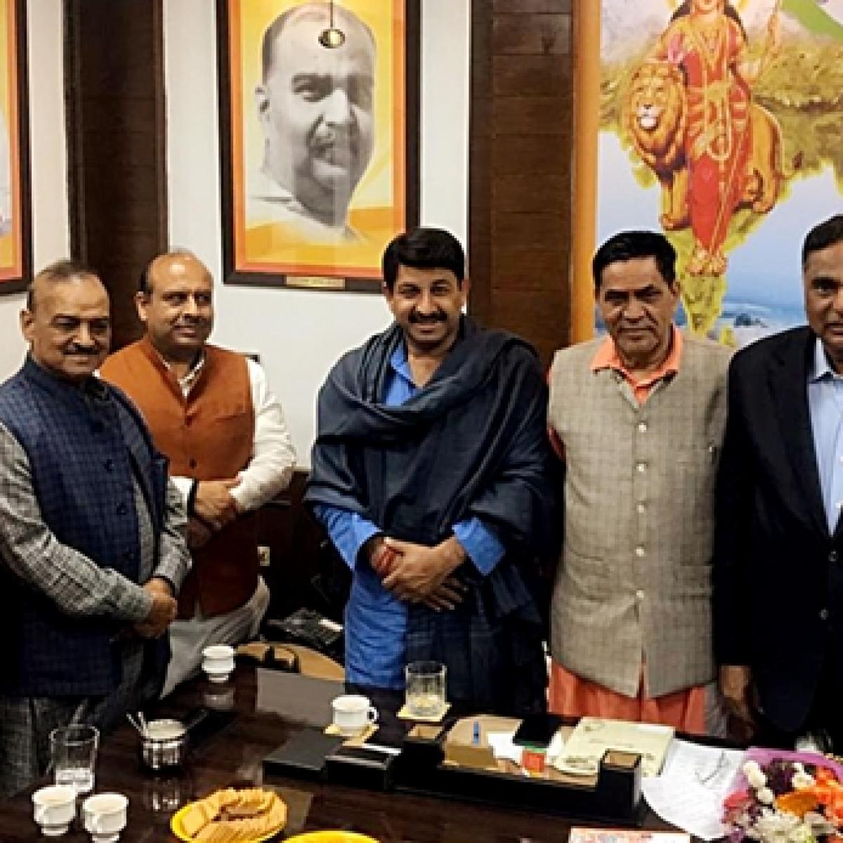 BJPcampaign suffered a lack of decorum