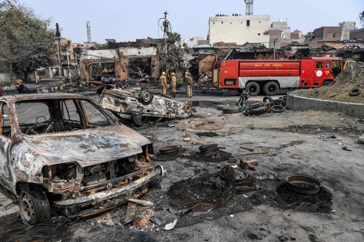 Delhi violence: Death toll reaches 34 as situation returns to normal