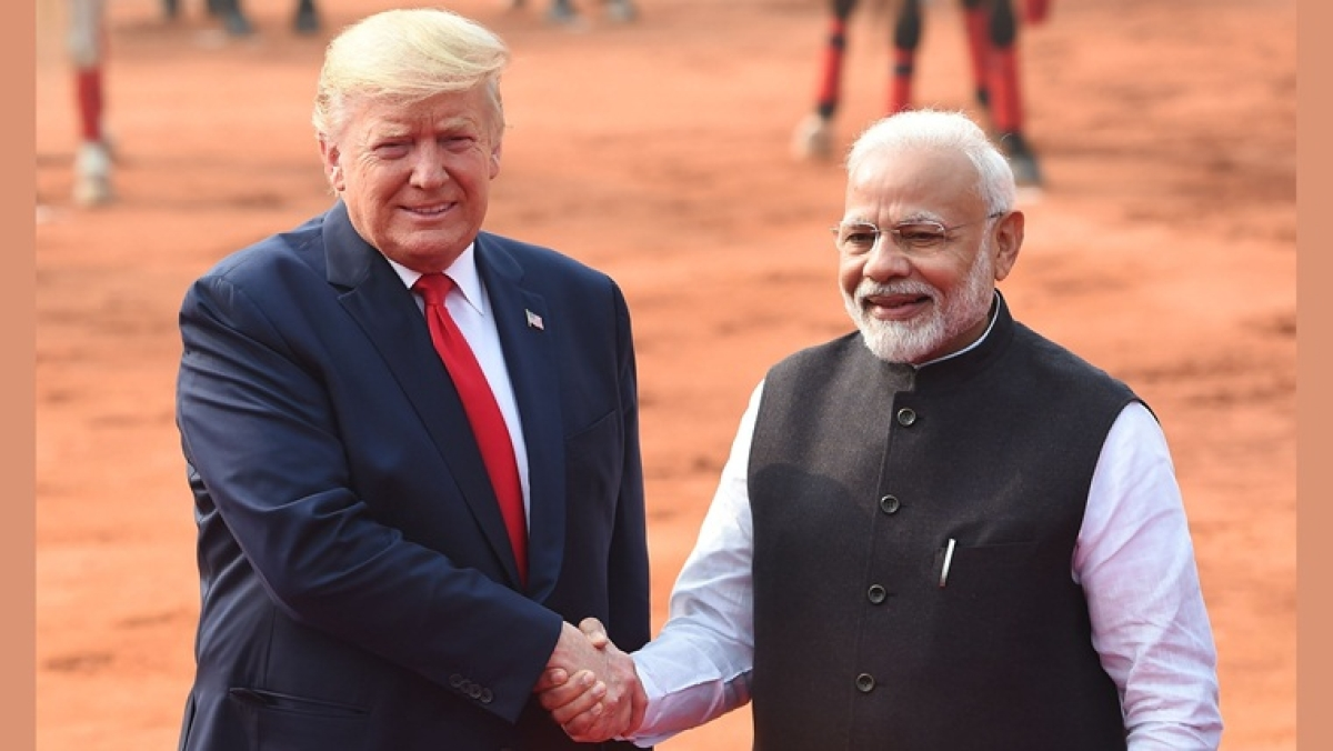 A day after Trump departs Delhi, US Embassy advises citizens to 'exercise caution' over violent demonstrations
