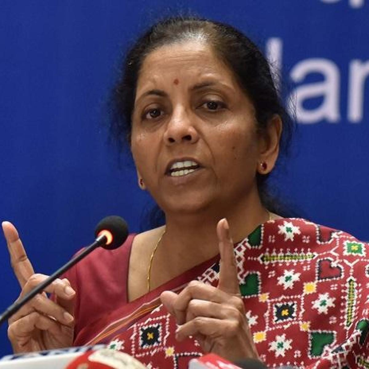 Never said don't understand Bombay people, says FM Nirmala Sitharaman