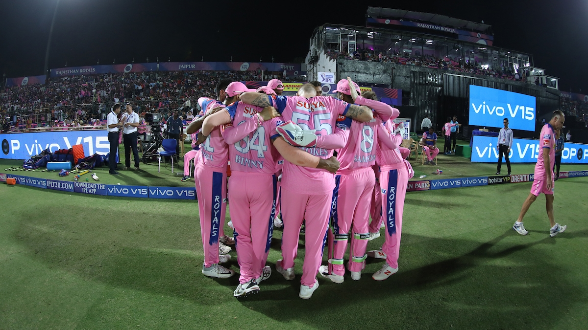 IPL 2020: Rajasthan Royals will play two home game in Guwahati
