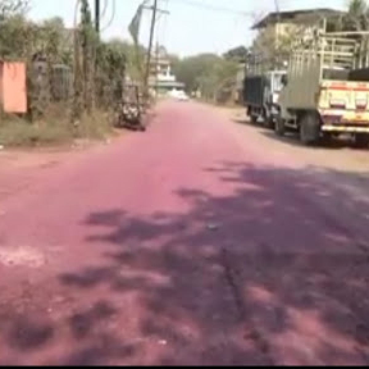 Dombivali pollution peaks, residents hit the street