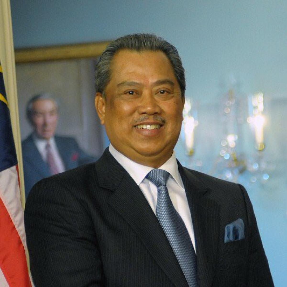 Muhyiddin Yassin is new Malaysian PM