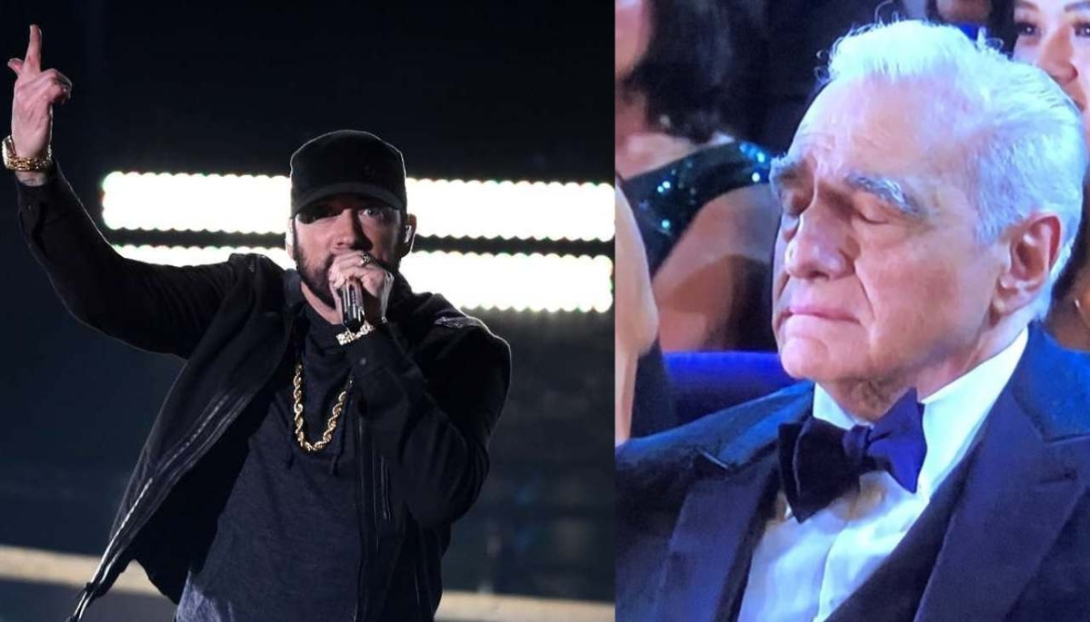 Watch full video: Eminem stuns Oscars 2020 audience with live performance of Lose Yourself