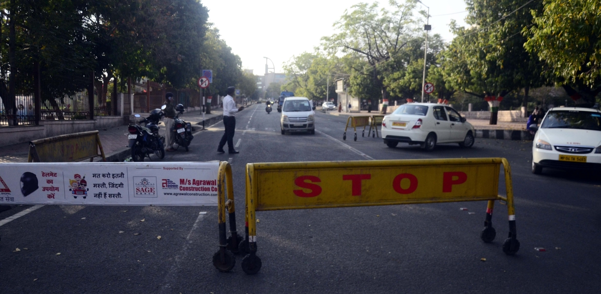 Bhopal: Vallabh Bhawan Rotary one-way irks commuters