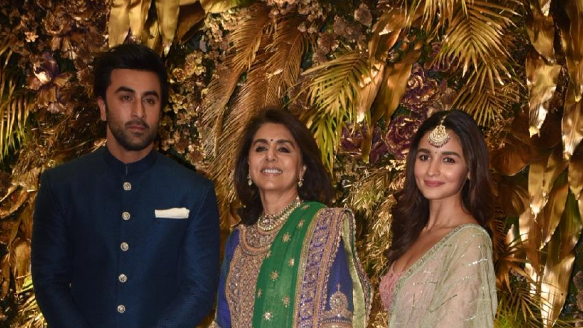 Neetu Kapoor shares stunning pictures - check out Ranbir Kapoor's girlfriend Alia Bhatt's sweet comment