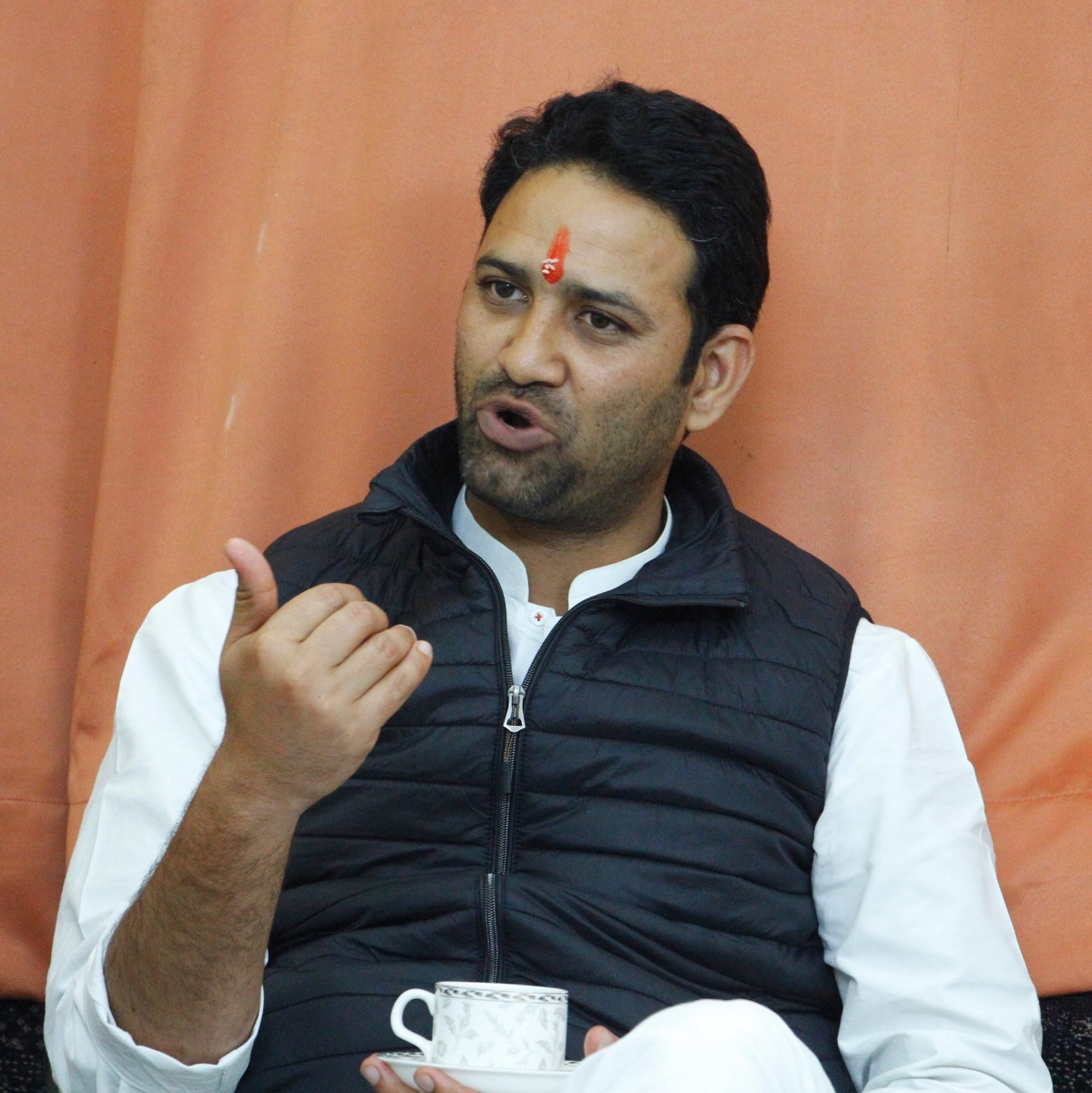 Loan waiver scheme has helped check farmers' suicide in MP: Minister Sachin Yadav
