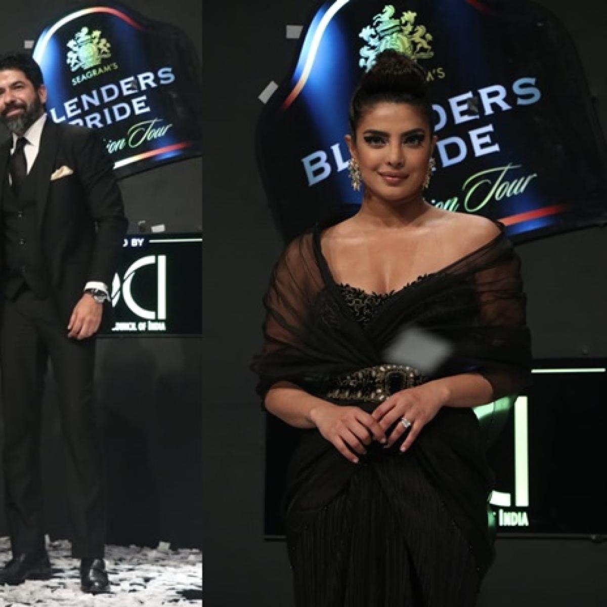 Priyanka Chopra pays tribute to late fashion designer Wendell Rodricks at Blenders Pride Fashion Tour 2020