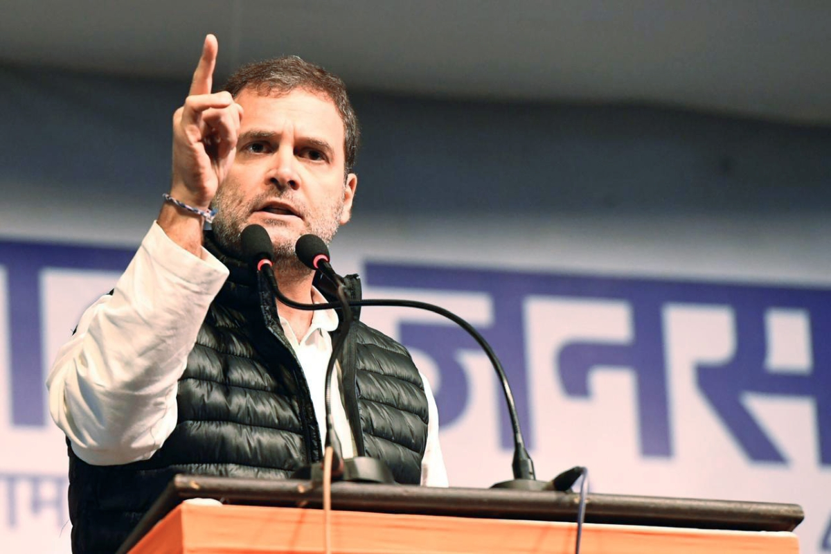 'Make in India' not happening thanks to Modi govt's faulty policies: Rahul Gandhi