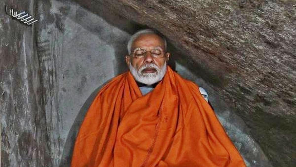 Uttarakhand BJP releases 'Modi Aarti', party MLA says will erect PM Modi statue too