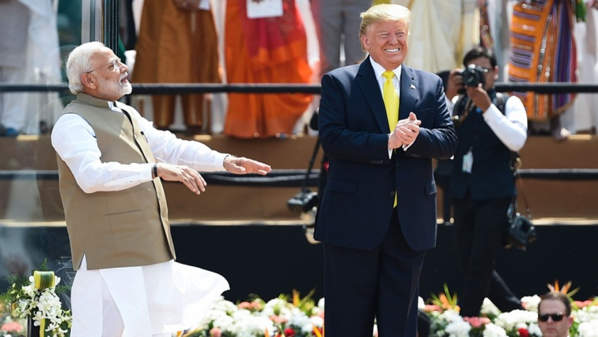 From Swami Vivekanon-non to Soo-chin Tendulkar: US President Donald Trump's epic mispronunciations of Indian icons