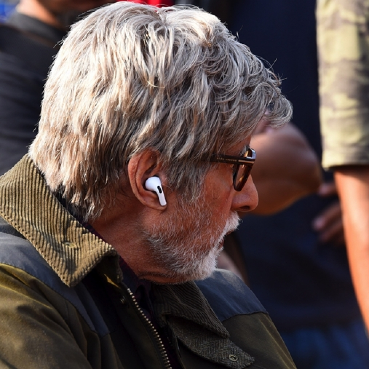 Amitabh Bachchan has a new name for Apple's airpods and it's better than the original