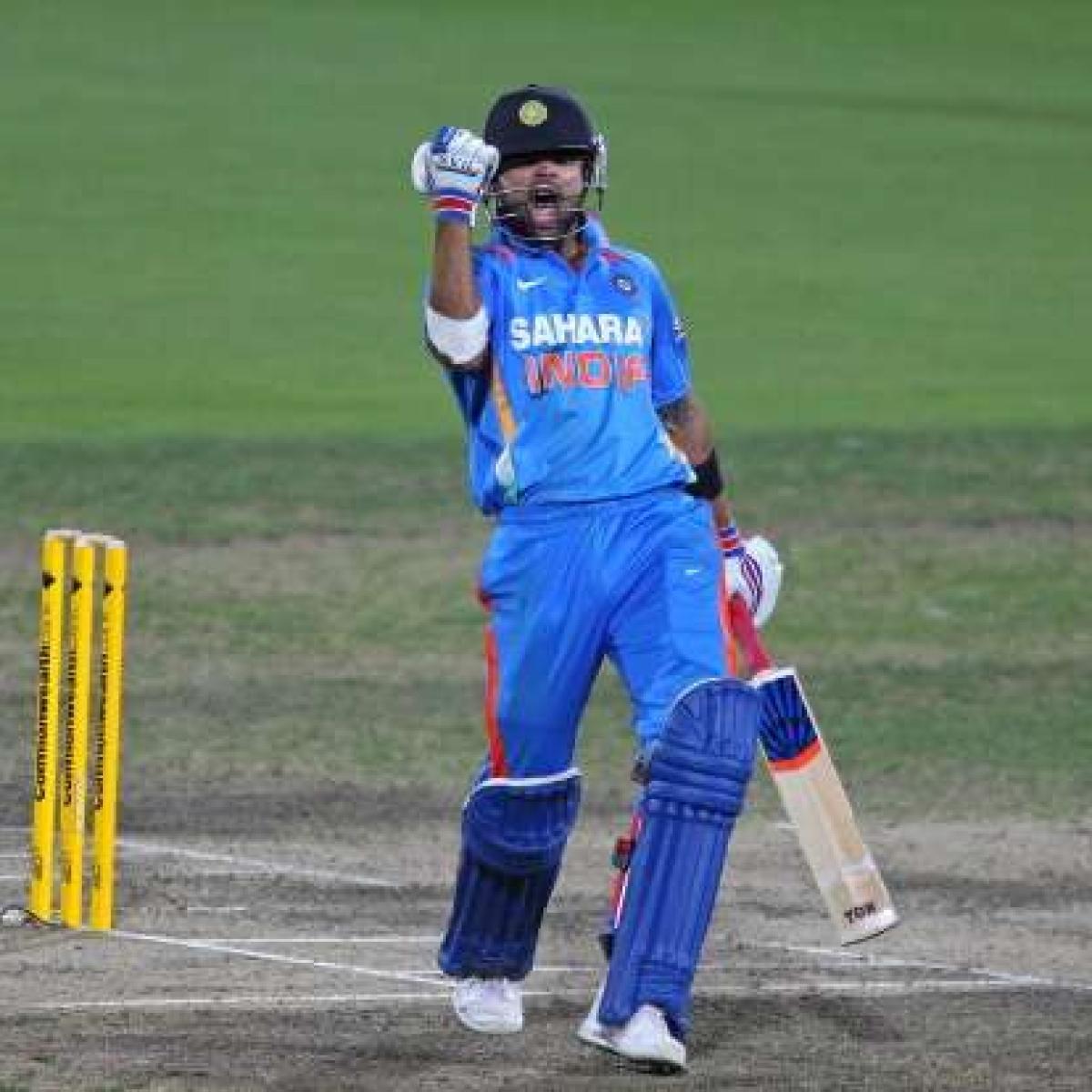 This day that year: Virat Kohli's brilliant innings in India's quickest ODI chase of 320 against Sri Lanka