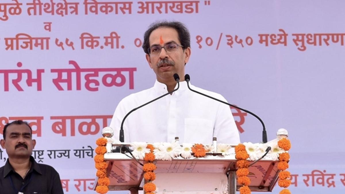 Maha CM Uddhav Thackeray to meet PM Modi, Sonia Gandhi and LK Advani today