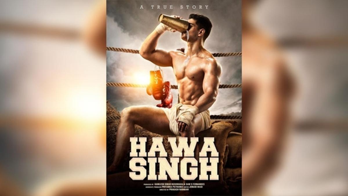 Salman Khan unveils captivating poster of 'Hawa Singh' featuring Sooraj Pancholi