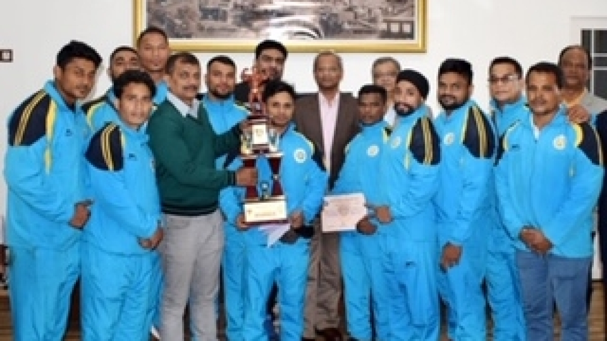 SER emerges Champions at 34th All India Railway Body Building Championship