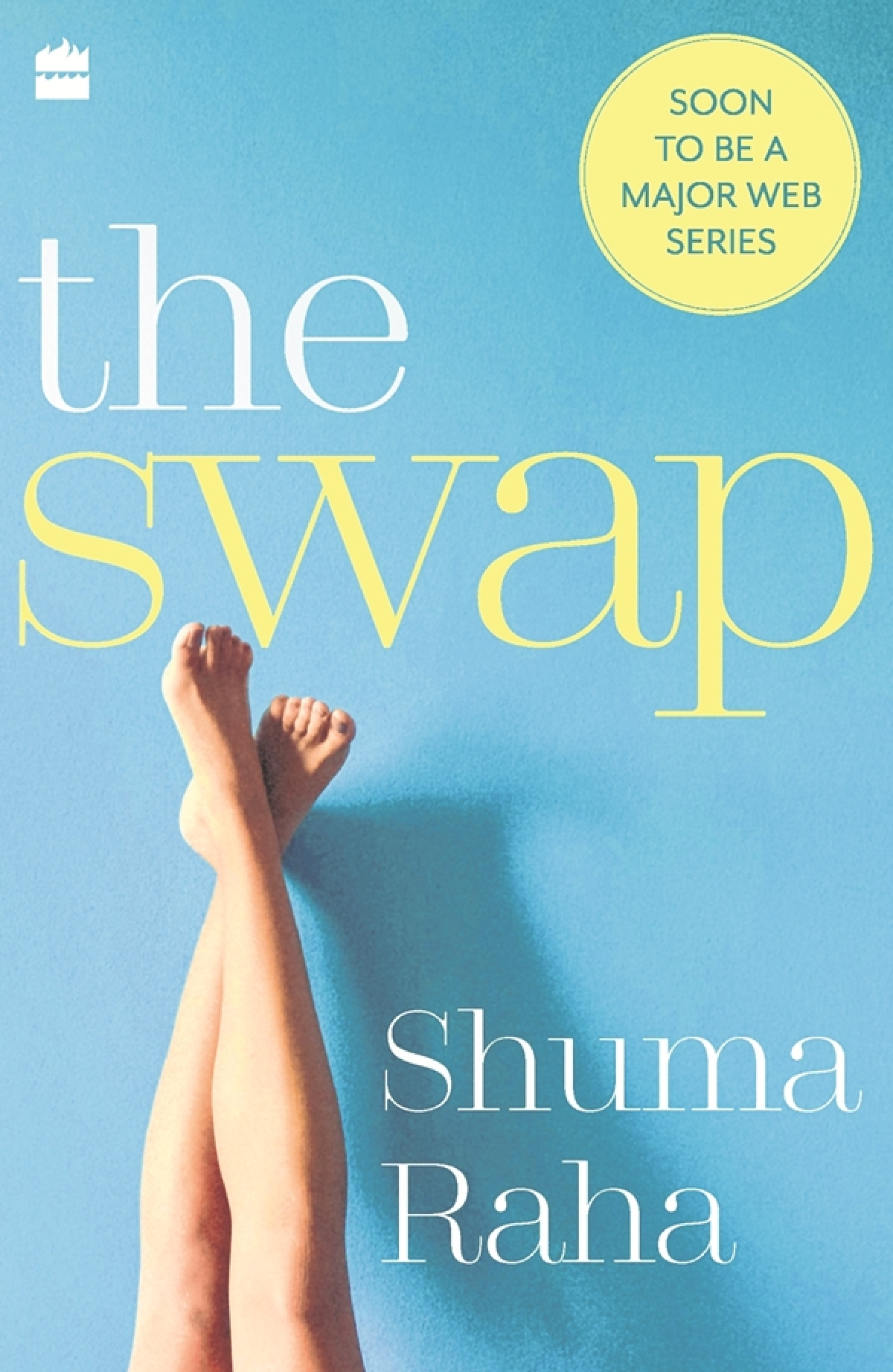 'A great book is like watching a movie': Shuma Raha's The Swap all set go live as web series