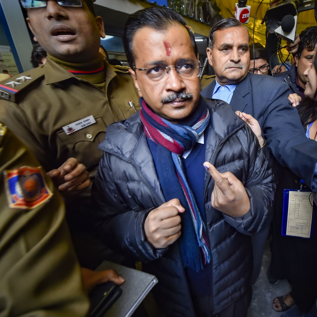 'What is EC doing?': After Delhi elections, Arvind Kejriwal slams delay in release of voter turnout data