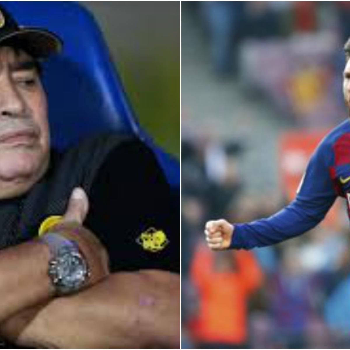 Napoli coach Gattuso says Messi greatest ahead of Maradona
