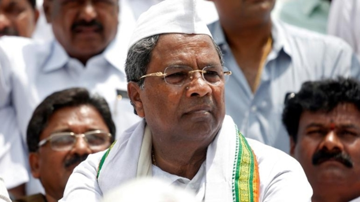 Siddaramaiah holds legislative party meet at Vidhana Soudha in Bengaluru