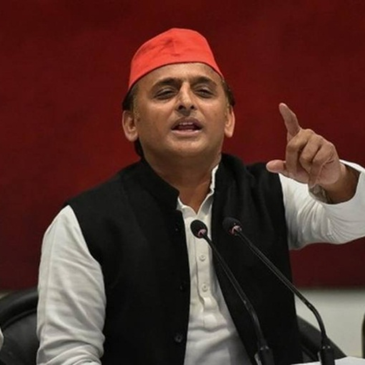 'Received threat call and message from BJP leader': Akhilesh Yadav