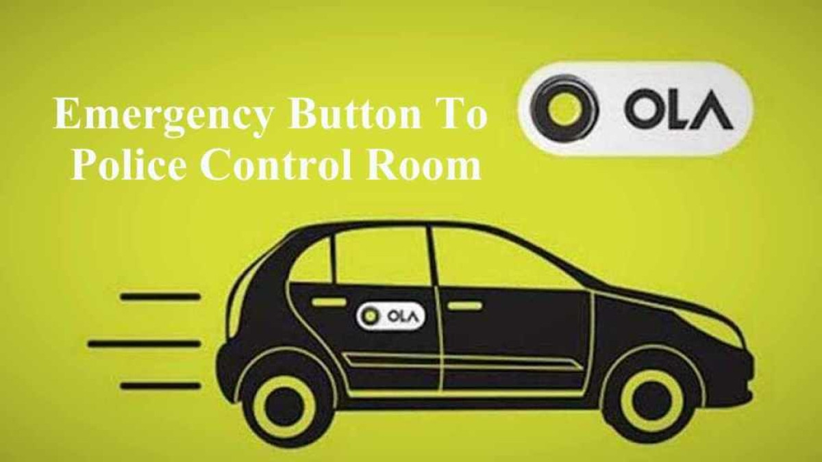 Ola syncs emergency button to police control room in Bengaluru