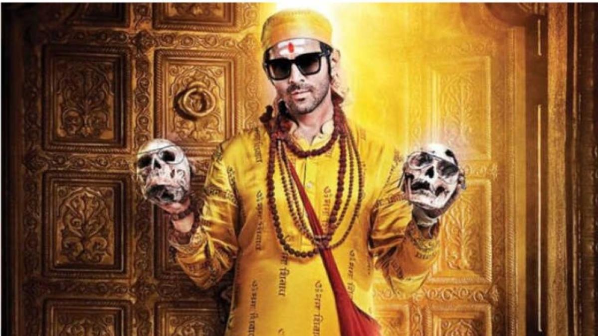 Watch: Kartik Aaryan can't stop smiling as he kick-starts shoot of 'Bhool Bhulaiyaa 2'
