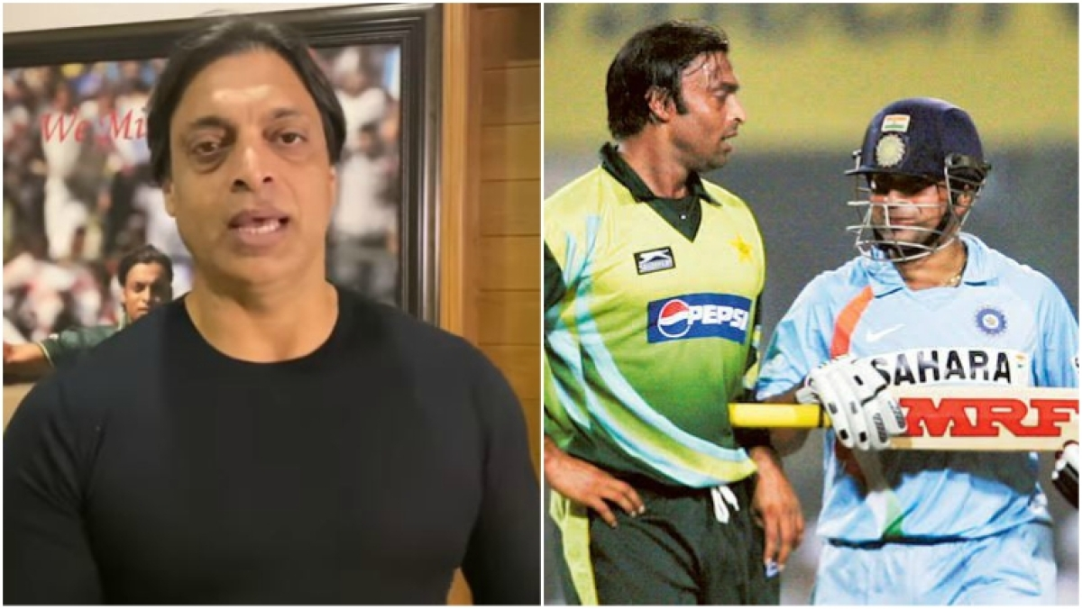 'If we can exchange aloo pyaaz...': Shoaib Akhtar bats for Ind-Pak bilateral series