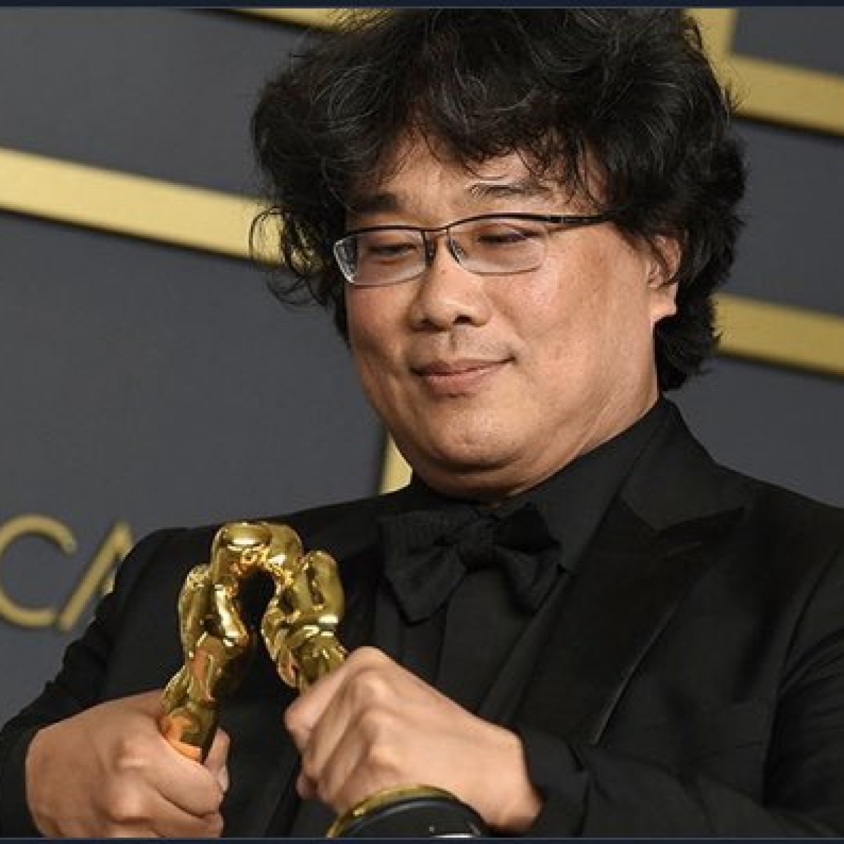 Bong Joon-ho: Oscar-winning director who threw petrol bombs as a student protester defied movie-hating parents to bag Hollywood's top prize
